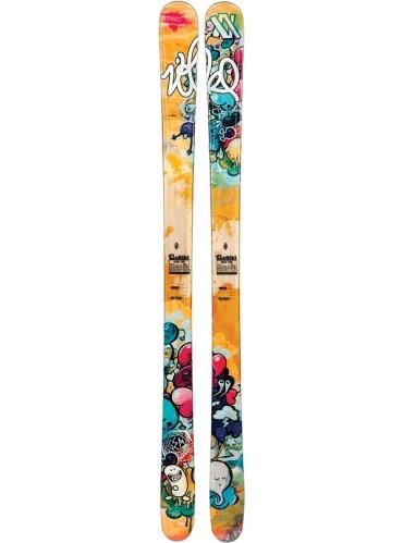 Ski Freeride Volkl Gem