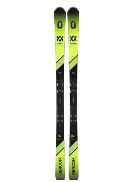 Ski Volkl Deacon 76 PRO cu placa si UVO