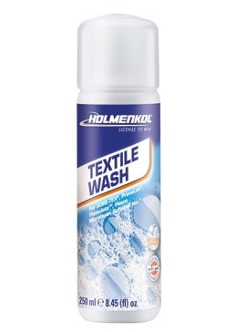Detergent Holmenkol Textile Wash 250 ML