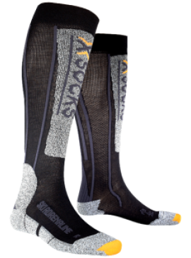 Sosete Ski X-Socks Ski Silver Adrenaline