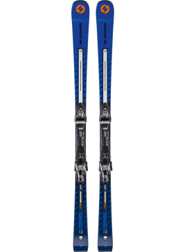Ski Blizzard Quattro RS 76 cu legaturi Marker XCell 14