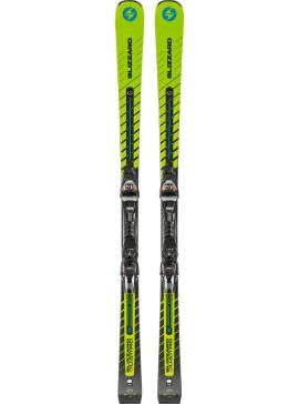 Ski Blizzard Quattro S 76 cu legaturi Marker TPX 12